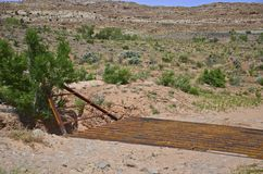 Cattle Guard Stock Images