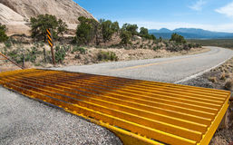 Cattle Guard Stock Photography