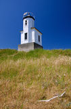Cattle Point Lighthouse Royalty Free Stock Photo