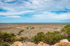 Cattle Station, Nullarbor Plain Stock Image