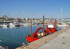 Cattolica Marina Royalty Free Stock Photography