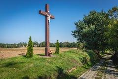 Cattolicesimo in Polonia fotografie stock libere da diritti