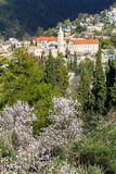¡ Cattolico onvent, Ein Kerem, Gerusalemme di Ð Immagini Stock