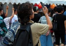 Cattura delle maschere Fotografia Stock Libera da Diritti