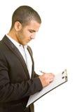 Cattura delle note Fotografia Stock Libera da Diritti
