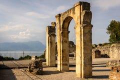 Catullus domus Stock Images