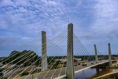 Free Catumbela New And Old Bridges Lobito Angola Royalty Free Stock Photos - 119899268