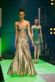catwalk Royaltyfria Bilder