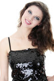 Catwalk fashion model Royalty Free Stock Images