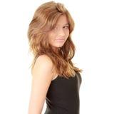 Catwalk fashion model Royalty Free Stock Image