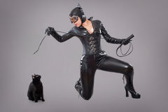 Catwoman Stock Images