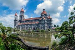 Cau Ngoi & een Dao Royalty-vrije Stock Foto's