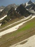 Cauc зоны Российской Федерации alania ossetia каньона Tsei северное Стоковая Фотография RF