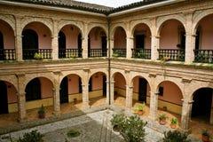 caucacolombia n popay universitetar arkivbilder