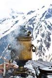 Caucase stupéfiant images stock