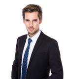 Caucasian businessman Royalty Free Stock Photos