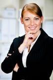 Caucasian Businesswoman Stock Images