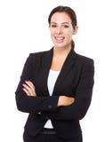 Caucasian businesswoman Royalty Free Stock Photo