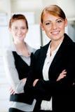 Caucasian Businesswomen Stock Images