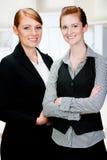 Caucasian Businesswomen Stock Photos