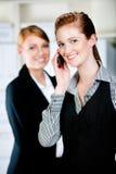 Caucasian Businesswomen Stock Photography