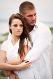 Caucasian couple Royalty Free Stock Images