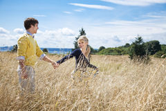 caucasian couple love young Στοκ φωτογραφίες με δικαίωμα ελεύθερης χρήσης