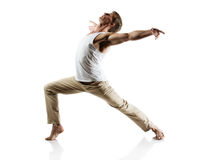 Free Caucasian Male Dancer Royalty Free Stock Photo - 39376565