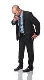 Caucasian man Stock Image