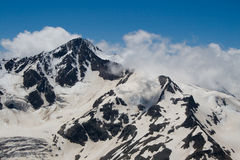 Caucasian mountains Stock Photography
