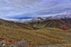 Caucasian mountains Stock Photography