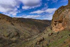 Caucasian mountains Royalty Free Stock Image