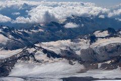 Caucasian ridge. Elbrus mountain 2 Royalty Free Stock Photo