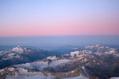 Caucasian ridge. Elbrus mountain 1 Royalty Free Stock Images