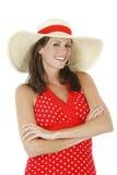Caucasian Woman Stock Image