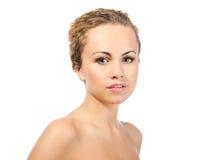 Caucasian young woman Stock Photos
