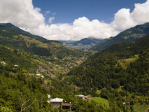Caucaso - Georgia Fotografie Stock