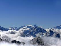 caucasus большой Стоковые Изображения RF