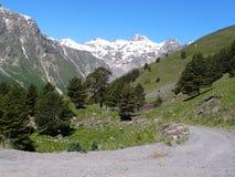 caucasus большой Стоковое Изображение RF