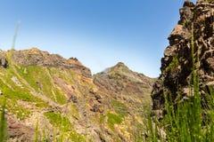caucasus заволакивает ushba неба гор горы ландшафта shurovky Стоковое Фото