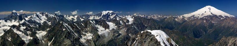 caucasus Fotografering för Bildbyråer