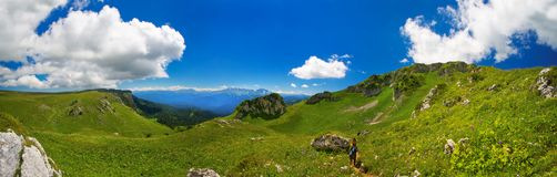 Caucasus Royalty Free Stock Photo