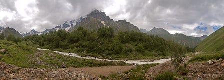 caucasus arkivbilder