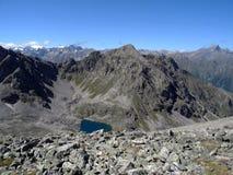 Caucasus. Mountains, Karachay-Cherkessia, Russia Stock Image
