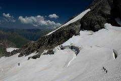 caucasus Royaltyfri Fotografi