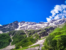 caucasus Zdjęcie Royalty Free
