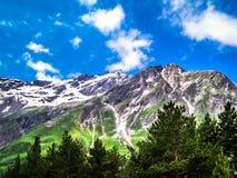 caucasus Zdjęcie Stock