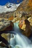 Caucasus autumn Stock Photo