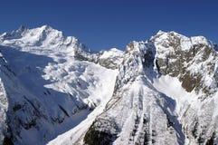 caucasus berg royaltyfria bilder