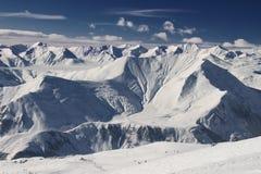 caucasus berg Royaltyfri Foto